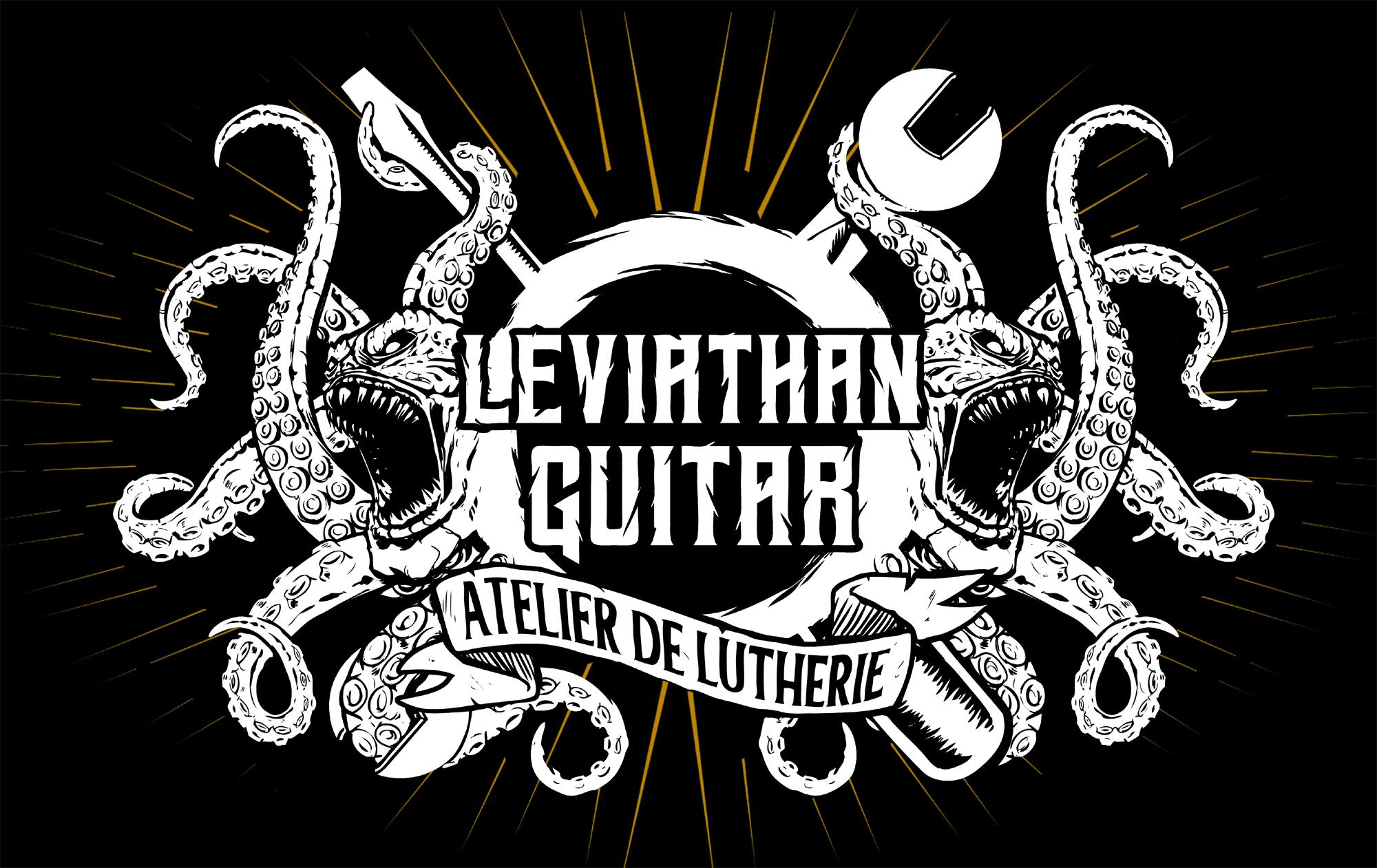 Leviathan Guitar